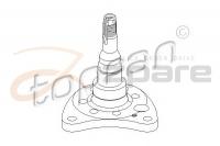 Stub Axle, wheel suspension