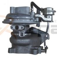 Turbocharger, intercooler
