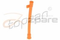 Funnel, oil dipstick