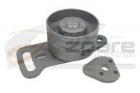Tensioner pulley, timing belt