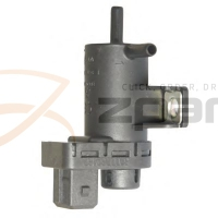 Pressure converter, turbocharger
