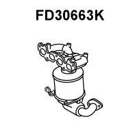 Manifold Catalytic Converter