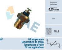 Sensor, oil temperature