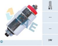 Fuel Cut-off, injection system